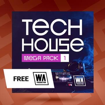 Tech House Mega Pack 1
