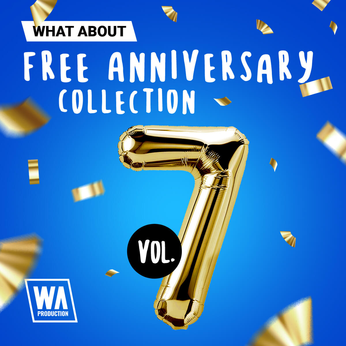 Free Anniversary Collection Vol 7