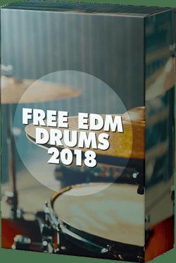 Free EDM Drums 2018